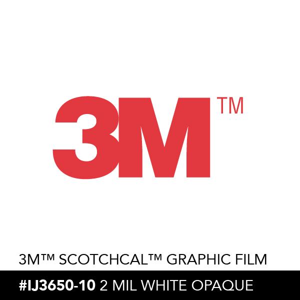 3m Scotchcal Graphic Film Ij3650 10 Trim Usa