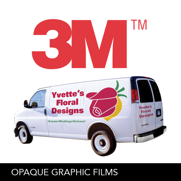 3M™ Opaque Graphic Films