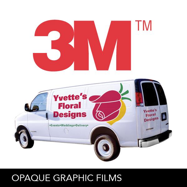 3M™ Opaque Graphic Films