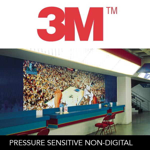 3M™ Pressure Sensitive Films - Non-Digital
