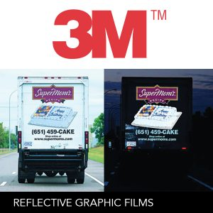3M™ Reflective Graphic Films