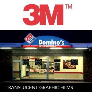 3M™ Translucent Graphic Films