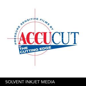 ACCUCUT® Solvent Inkjet Media