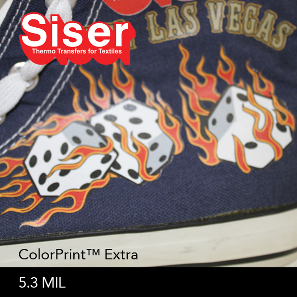 graphic regarding Siser Colorprint Easy Printable Heat Transfer Vinyl known as Siser ColorPrint™ Excess Slender United states