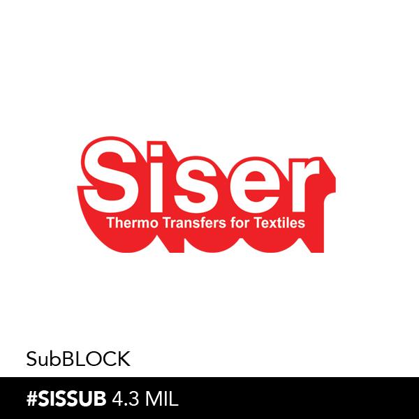 Siser Subblock Sissub Trim Usa